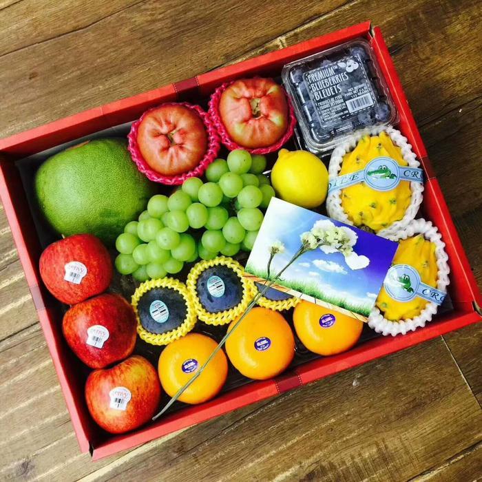 定制水果礼盒