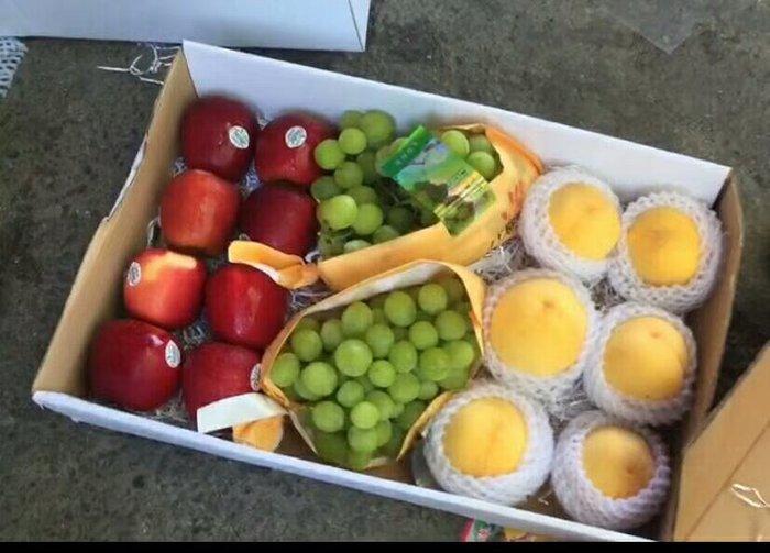 高档水果礼盒